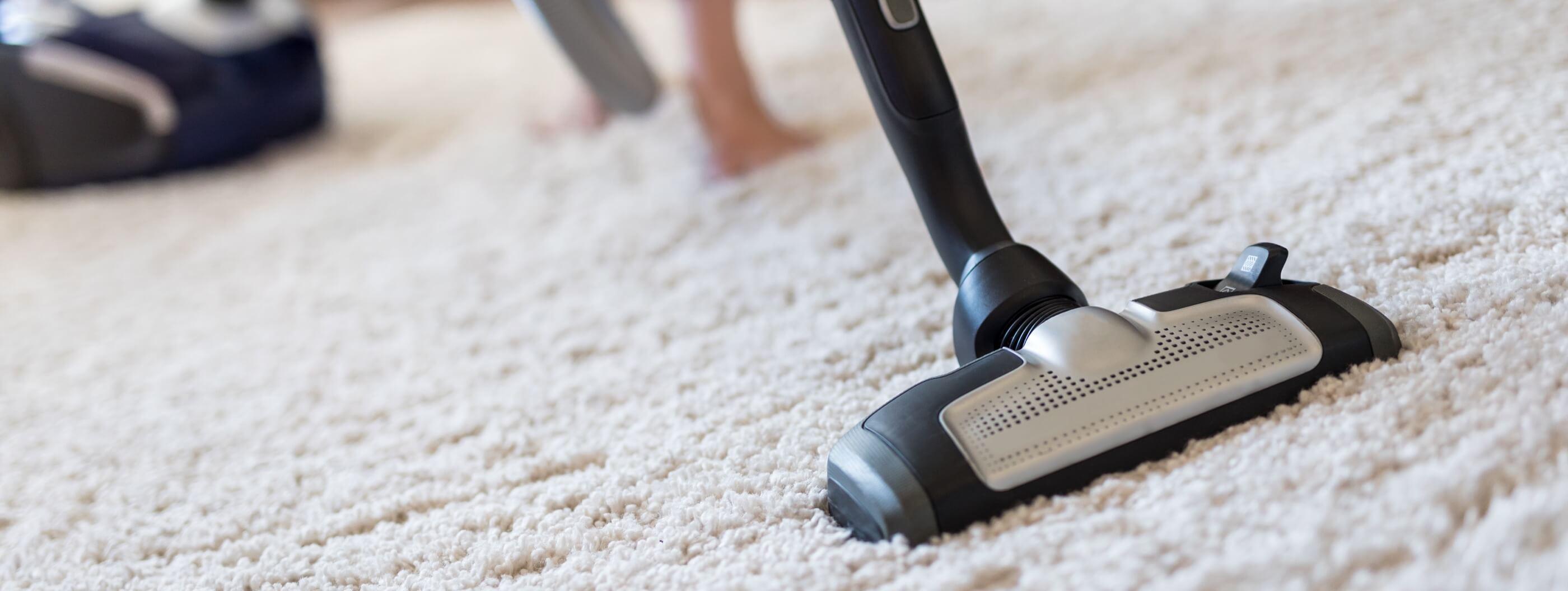 ¿Cómo limpiar alfombras?