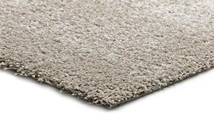 Acabado al corte, alfombra sin bordes