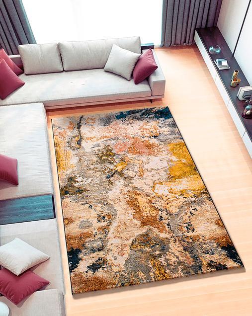 Alfombra de Arte Abstracto Anouk 16529 21 Multi