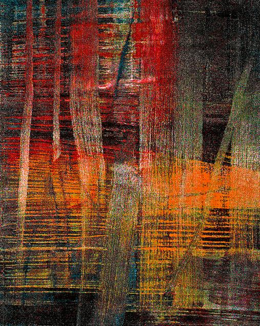 Alfombra de Arte Abstracto Bianca 21460 21 Multi