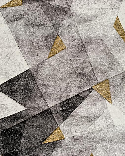 Alfombra Geométrica Bianca 24112 14 Gris