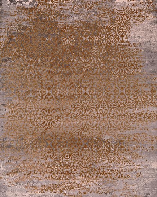 Alfombra Vintage Danna 23016 11 Oro