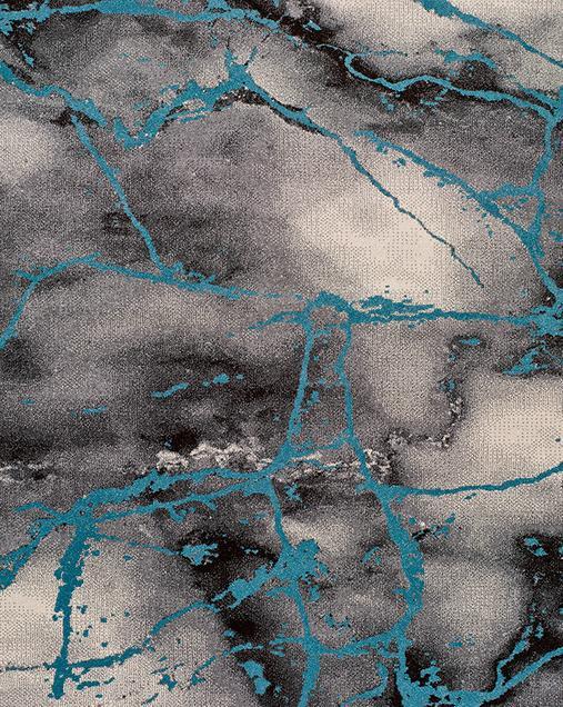 Alfombra de Arte Abstracto Dreams 12170 14 Gris