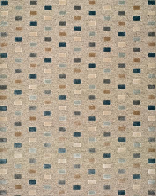 Alfombra Geométrica con Estilo Nóridico Isabella 643 21 Multi