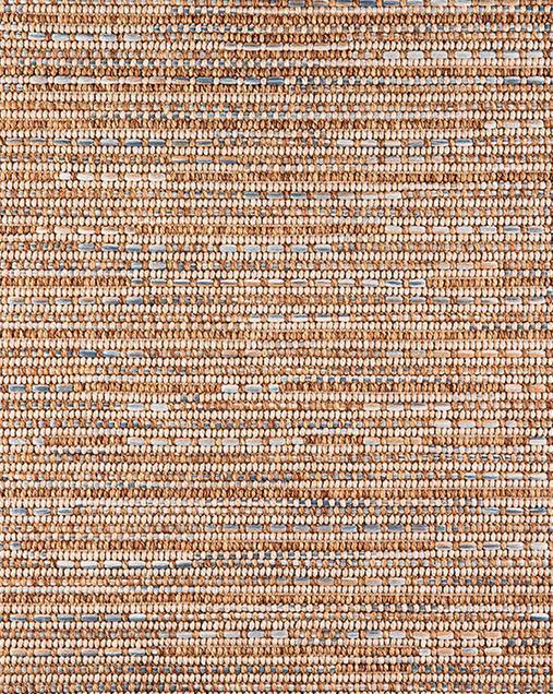 Alfombra Hidráulica con motivo étnicos Natura 4001 041 Beig-Azul