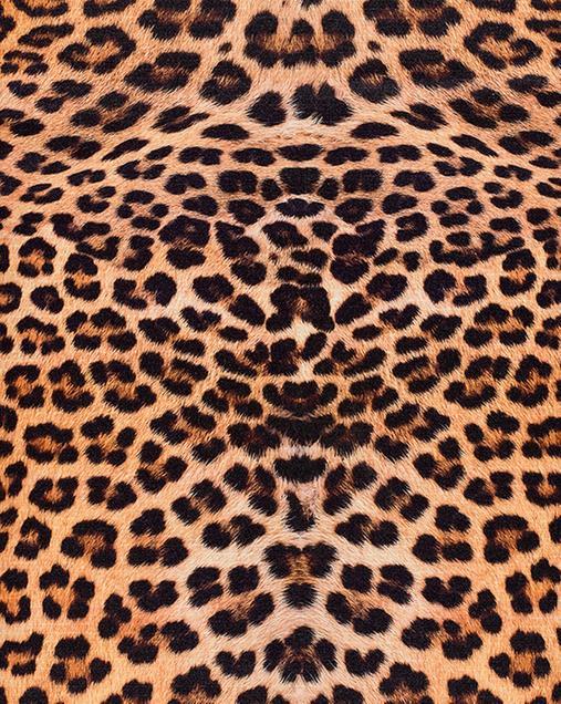 Alfombra con motivos Naturales Ricci Leopardo 00