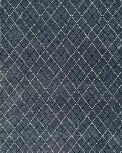 Alfombra Geométrica Sofie 9596 07 Azul