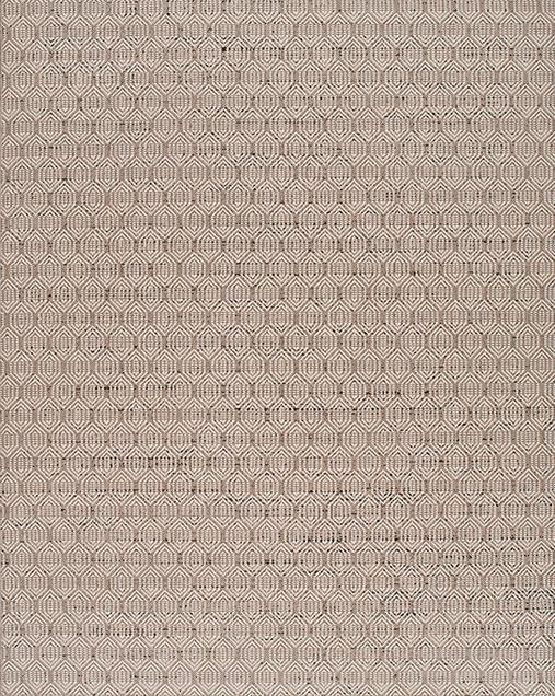Alfombra Geométrica Stone 19144 268 Beig