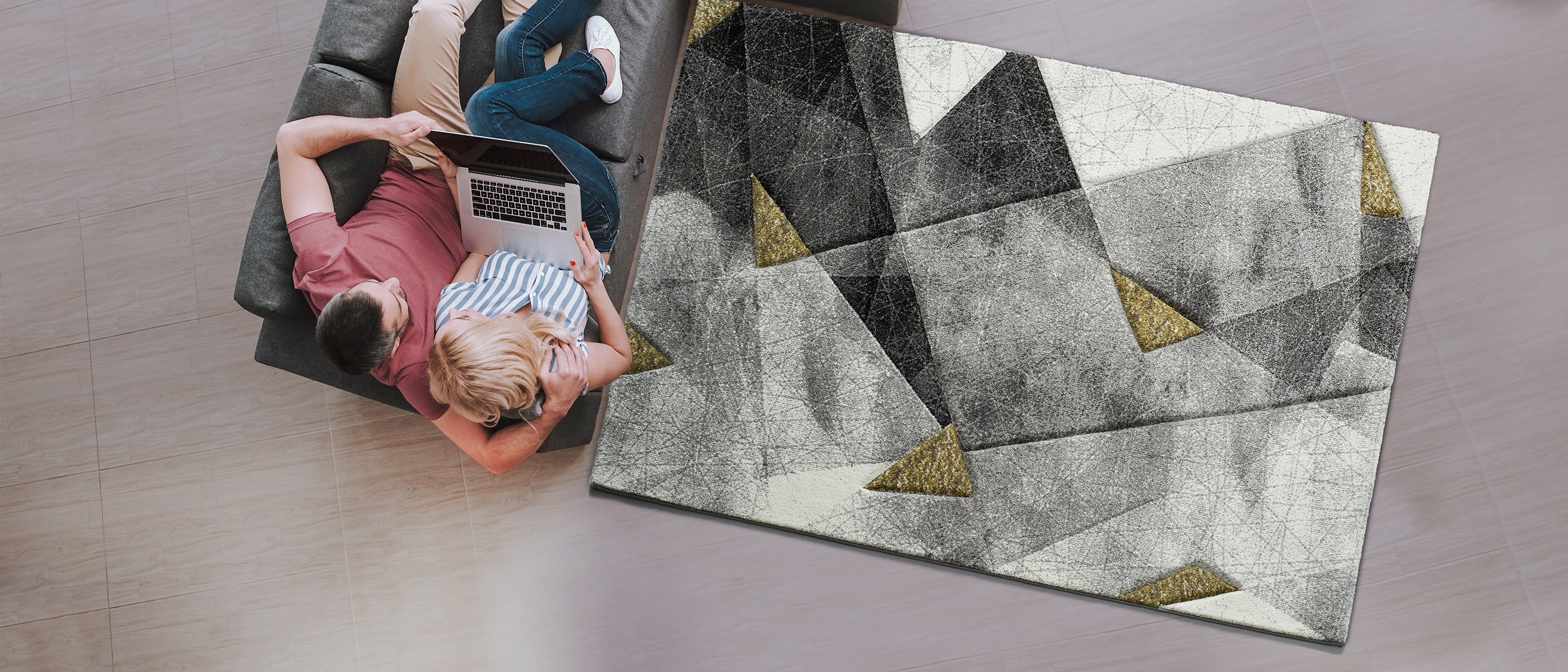 The most modern rugs
